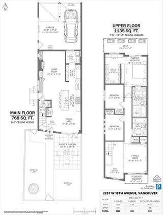 Photo 45: 2257 W 13TH Avenue in Vancouver: Kitsilano 1/2 Duplex for sale (Vancouver West)  : MLS®# R2419967