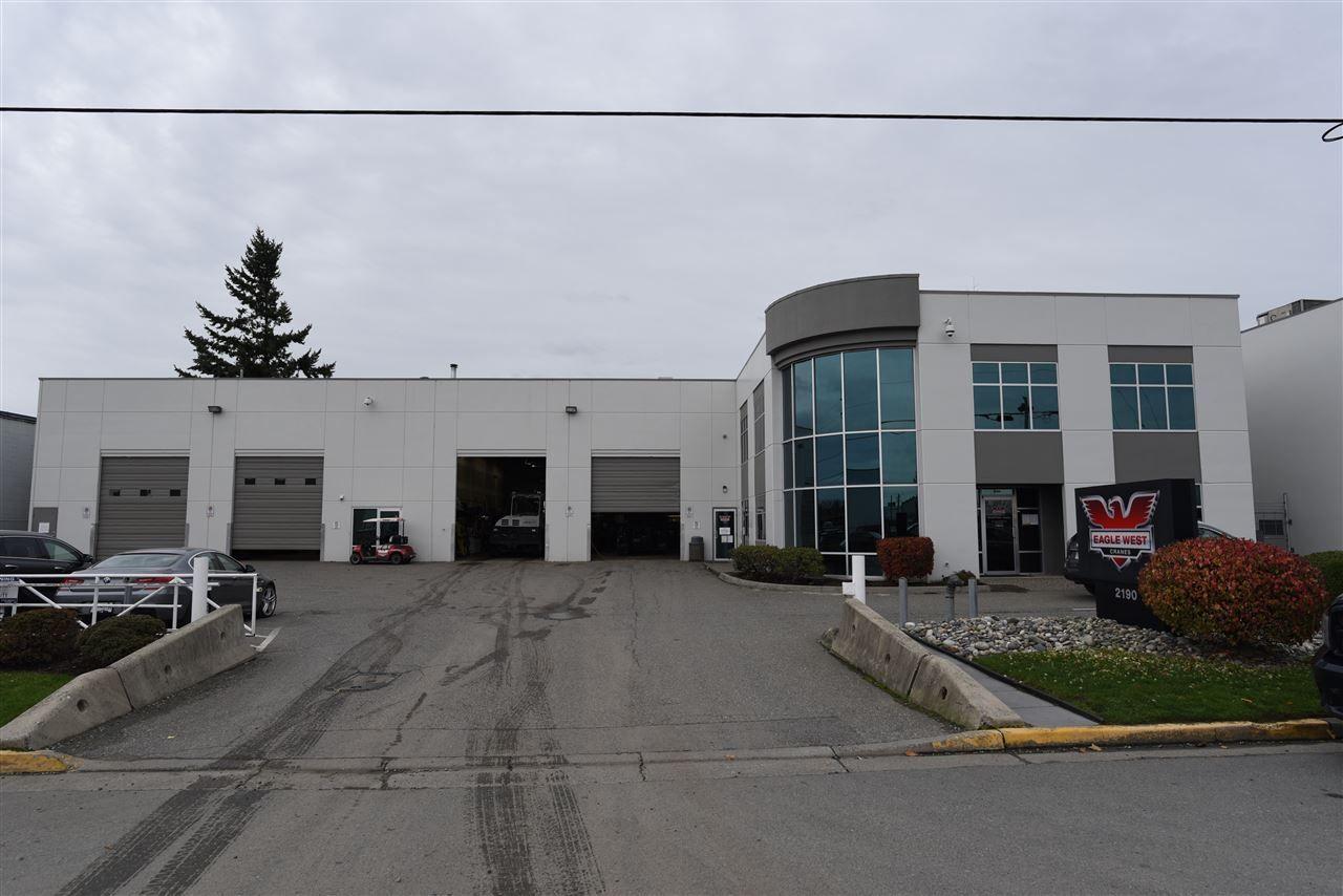Main Photo: 2190 CARPENTER Street in Abbotsford: Poplar Industrial for sale : MLS®# C8035284