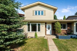 Main Photo: 586 Strathcona Drive SW in Calgary: Strathcona Park Semi Detached for sale : MLS®# A1130896