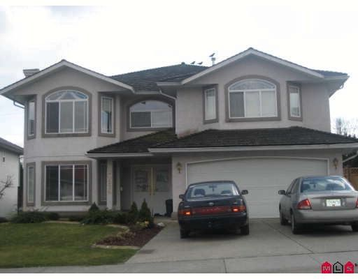 """Main Photo: 30576 SPARROW Drive in Abbotsford: Abbotsford West House for sale in """"West Abby Sparrow & Mt. Lehman"""" : MLS®# F2802232"""