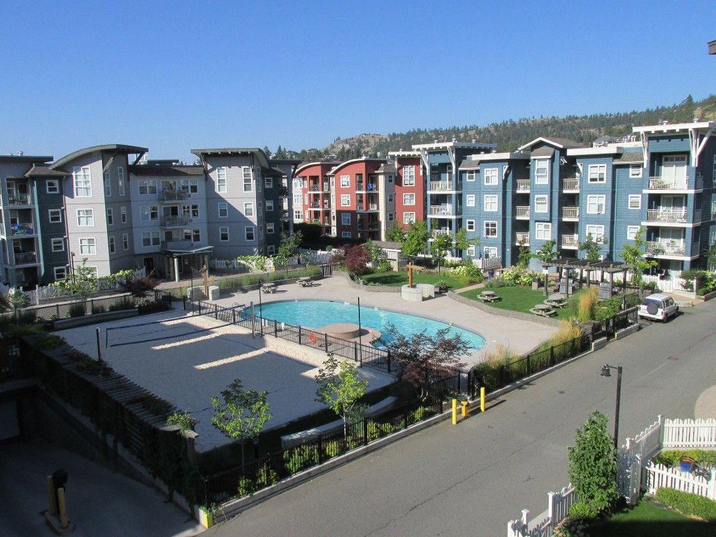 Main Photo: #303 567 Yates Road in Kelowna: North Glenmore Condo for sale : MLS®# 10116617
