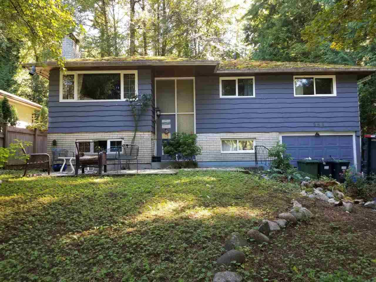 Main Photo: 946 RIVERSIDE Drive in North Vancouver: Seymour NV House for sale : MLS®# R2491229