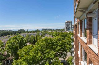 "Photo 16: 907 5615 HAMPTON Place in Vancouver: University VW Condo for sale in ""BALMORAL"" (Vancouver West)  : MLS®# R2521263"