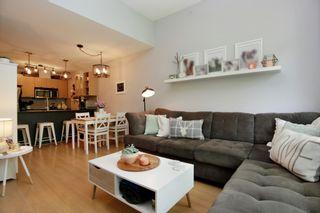 "Photo 3: 422 2233 MCKENZIE Road in Abbotsford: Central Abbotsford Condo for sale in ""LATITUDE"" : MLS®# R2263352"