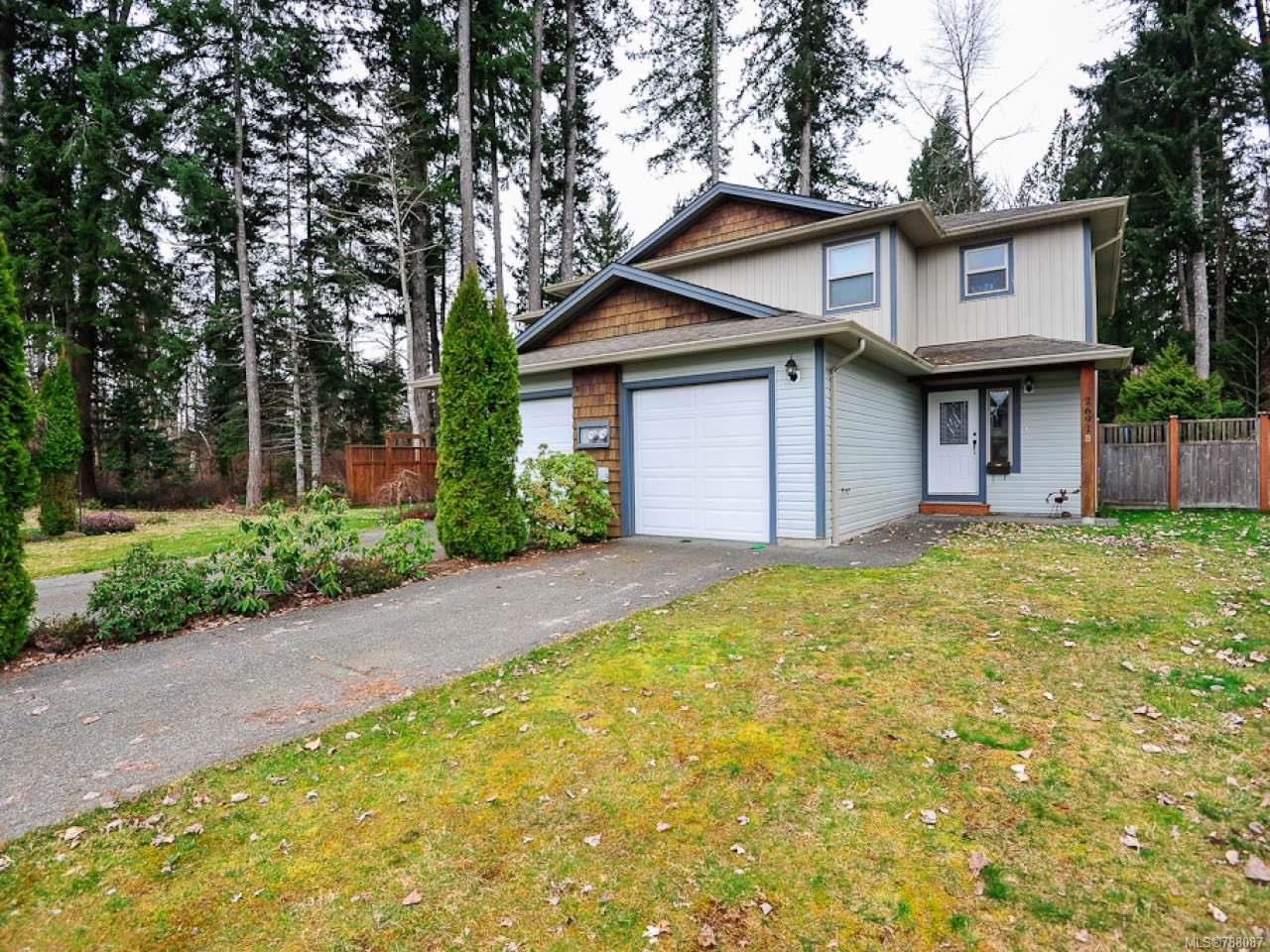 Main Photo: B 2691 Tater Pl in COURTENAY: CV Courtenay City Half Duplex for sale (Comox Valley)  : MLS®# 788087