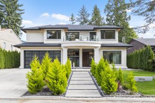 Main Photo: 3896 LEWISTER Road in North Vancouver: Edgemont House for sale : MLS®# R2620219