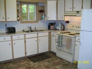 Photo 4: 2397 BOUCHIE LAKE Road in Quesnel: Bouchie Lake House for sale (Quesnel (Zone 28))  : MLS®# N215778