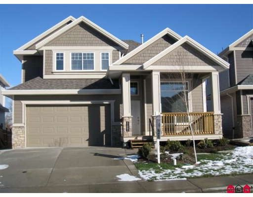 """Main Photo: 21097 84TH Avenue in Langley: Willoughby Heights House for sale in """"YORKSON"""" : MLS®# F2802271"""