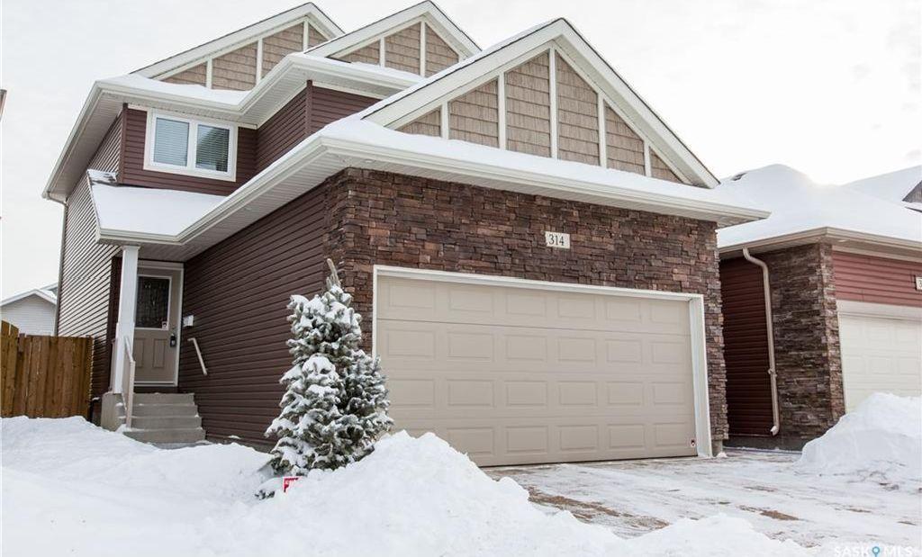 Main Photo: 314 Dickson Crescent in Saskatoon: Stonebridge Residential for sale : MLS®# SK716807