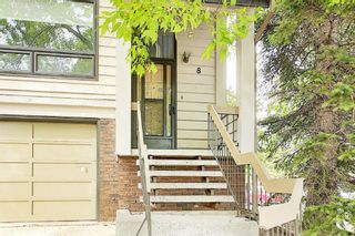 Photo 35: 8 3302 50 Street NW in Calgary: Varsity Row/Townhouse for sale : MLS®# A1120305