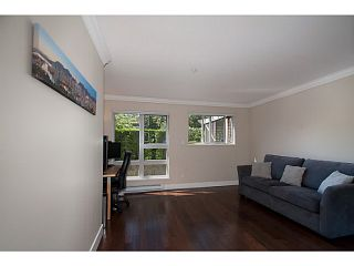 """Photo 15: 108 1823 W 7TH Avenue in Vancouver: Kitsilano Townhouse for sale in """"THE CARNEGIE"""" (Vancouver West)  : MLS®# V1073495"""