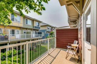 Photo 24: 227 Marquis Lane SE in Calgary: Mahogany Row/Townhouse for sale : MLS®# A1130377