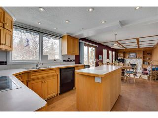 Photo 10: 27 COACHWOOD Place SW in Calgary: Coach Hill House for sale