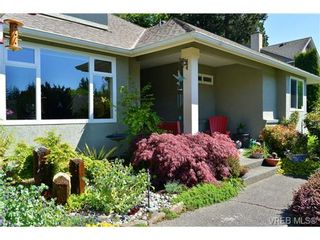 Photo 2: 4806 Sunnygrove Pl in VICTORIA: SE Sunnymead House for sale (Saanich East)  : MLS®# 728851