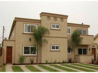 Photo 1: NORTH PARK Condo for sale : 1 bedrooms : 4054 Illinois Street #2 in San Diego