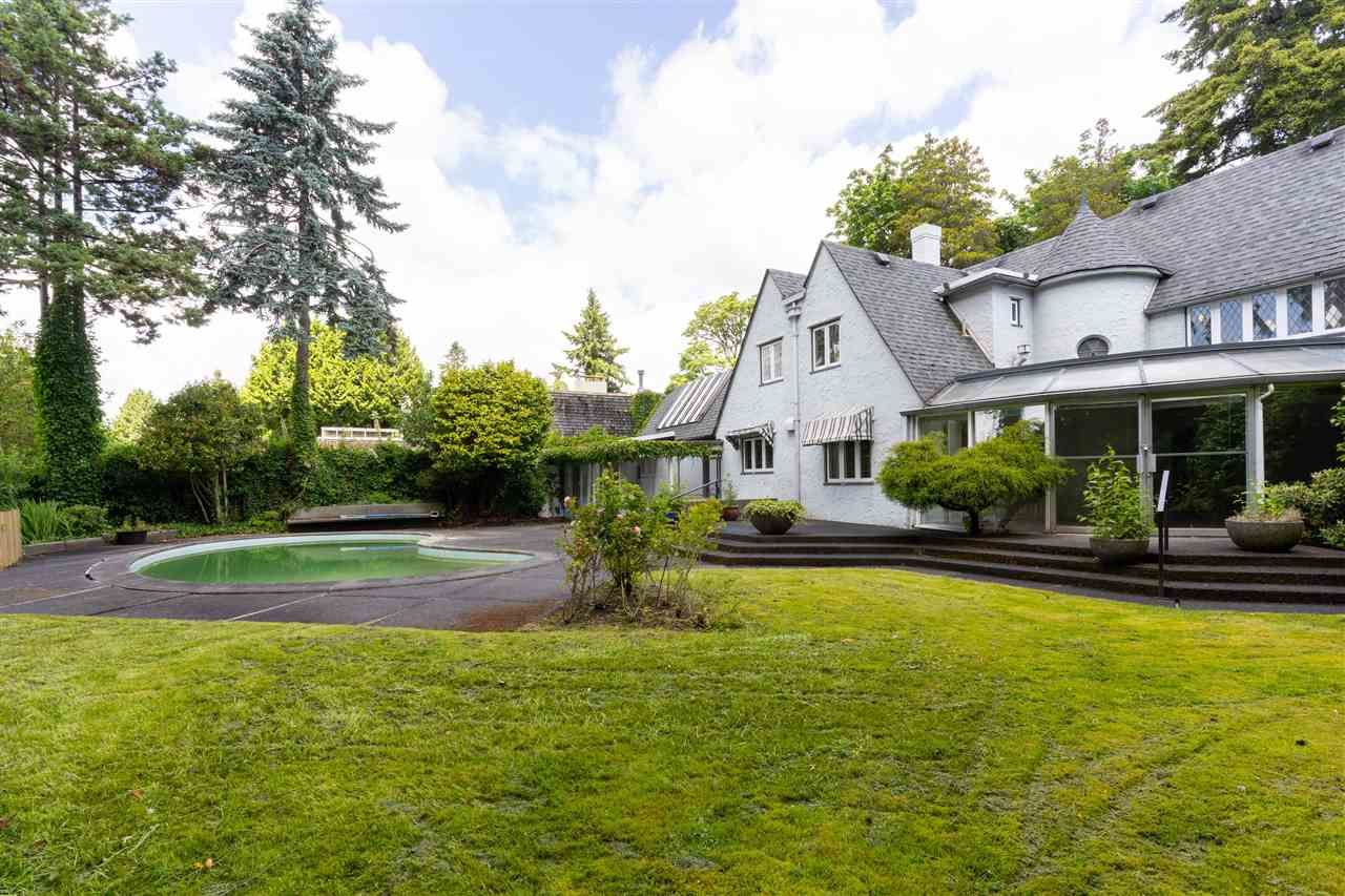 Main Photo: 1806 SW MARINE DRIVE in Vancouver: Southlands House for sale (Vancouver West)  : MLS®# R2464800