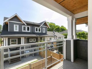 Photo 17: 949 E 20TH AVENUE in Vancouver: Fraser VE Townhouse for sale (Vancouver East)  : MLS®# R2288935