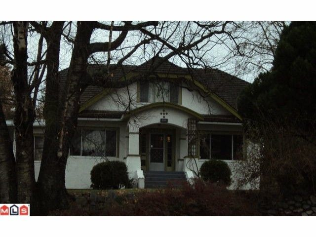 Main Photo: 7545 GRAND Street in Mission: Mission BC House for sale : MLS®# F1028609