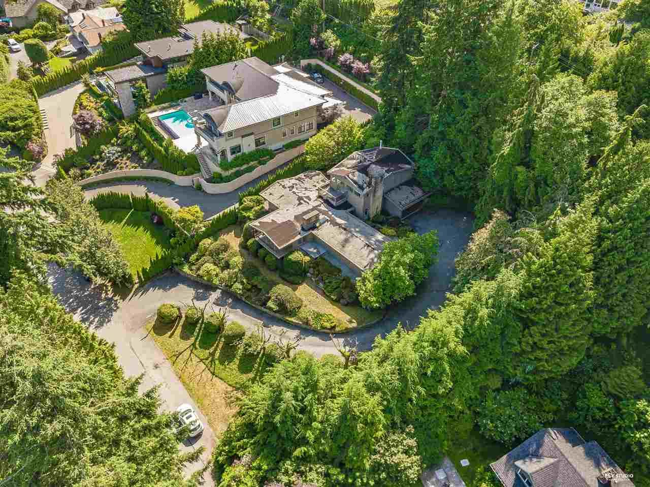 Main Photo: 645 KING GEORGES Way in West Vancouver: British Properties House for sale : MLS®# R2612180