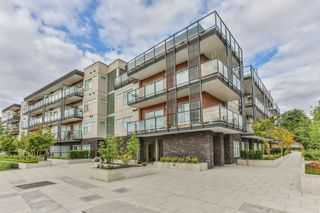 """Photo 1: 221 12070 227 Street in Maple Ridge: East Central Condo for sale in """"STATION ONE"""" : MLS®# R2191065"""