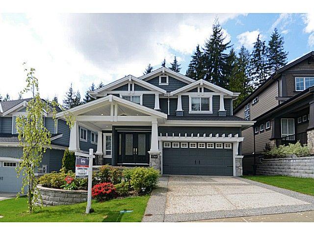 Main Photo: 1360 KINGSTON ST in Coquitlam: Burke Mountain House for sale : MLS®# V1120985