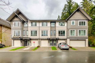 Photo 1: 78 1305 SOBALL STREET in Coquitlam: Burke Mountain Townhouse for sale : MLS®# R2050142