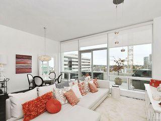 Photo 3: 502 770 Fisgard St in Victoria: Vi Downtown Condo for sale : MLS®# 707422
