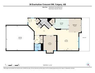 Photo 44: 36 Everhollow Crescent SW in Calgary: Evergreen Detached for sale : MLS®# A1125511
