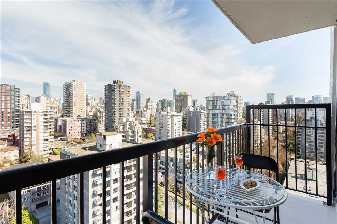 Main Photo: 2004 1330 HARWOOD Street in Vancouver: West End VW Condo for sale (Vancouver West)  : MLS®# R2362842