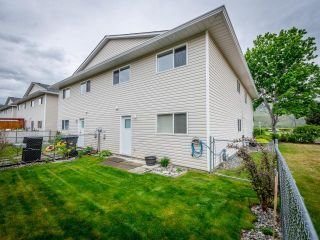 Photo 19: 38 2714 TRANQUILLE ROAD in Kamloops: Brocklehurst Half Duplex for sale : MLS®# 151437