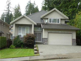 Photo 1: 1226 LIVERPOOL Street in Coquitlam: Burke Mountain House for sale : MLS®# V1029165