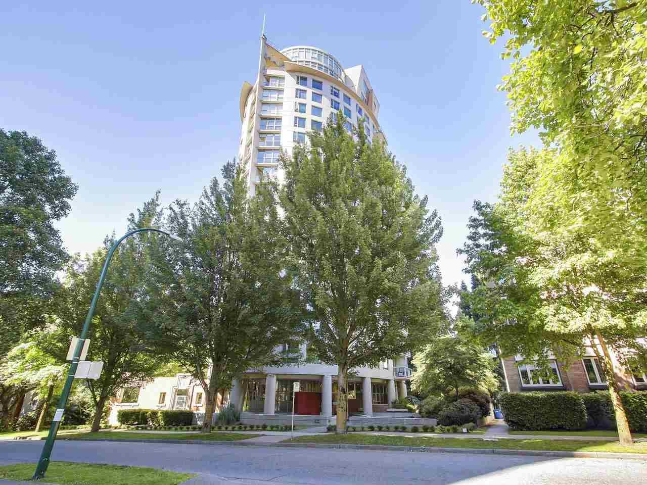Main Photo: 907 1277 NELSON STREET in Vancouver: West End VW Condo for sale (Vancouver West)  : MLS®# R2181680
