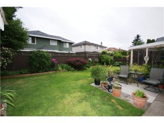 Photo 18: 9540 PATTERSON Road in Richmond: West Cambie 1/2 Duplex for sale : MLS®# V1070788
