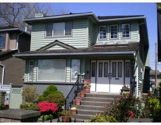 Photo 1: 1945 W 49TH Avenue in Vancouver: Kerrisdale House for sale (Vancouver West)  : MLS®# V764626