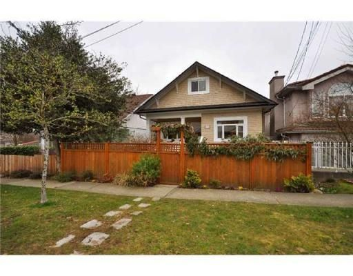 Main Photo: 5026 COMMERCIAL ST in Vancouver: House for sale : MLS®# V878856