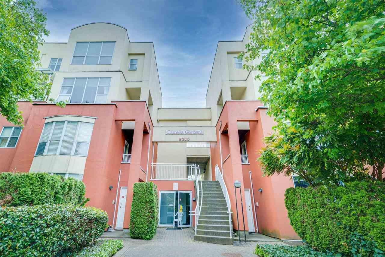 """Main Photo: 347 8300 GENERAL CURRIE Road in Richmond: Brighouse South Townhouse for sale in """"CAMELIA GARDEN"""" : MLS®# R2581349"""