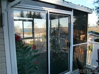 Photo 16: 611 2850 Stautw Rd in SAANICHTON: CS Hawthorne Manufactured Home for sale (Central Saanich)  : MLS®# 557999