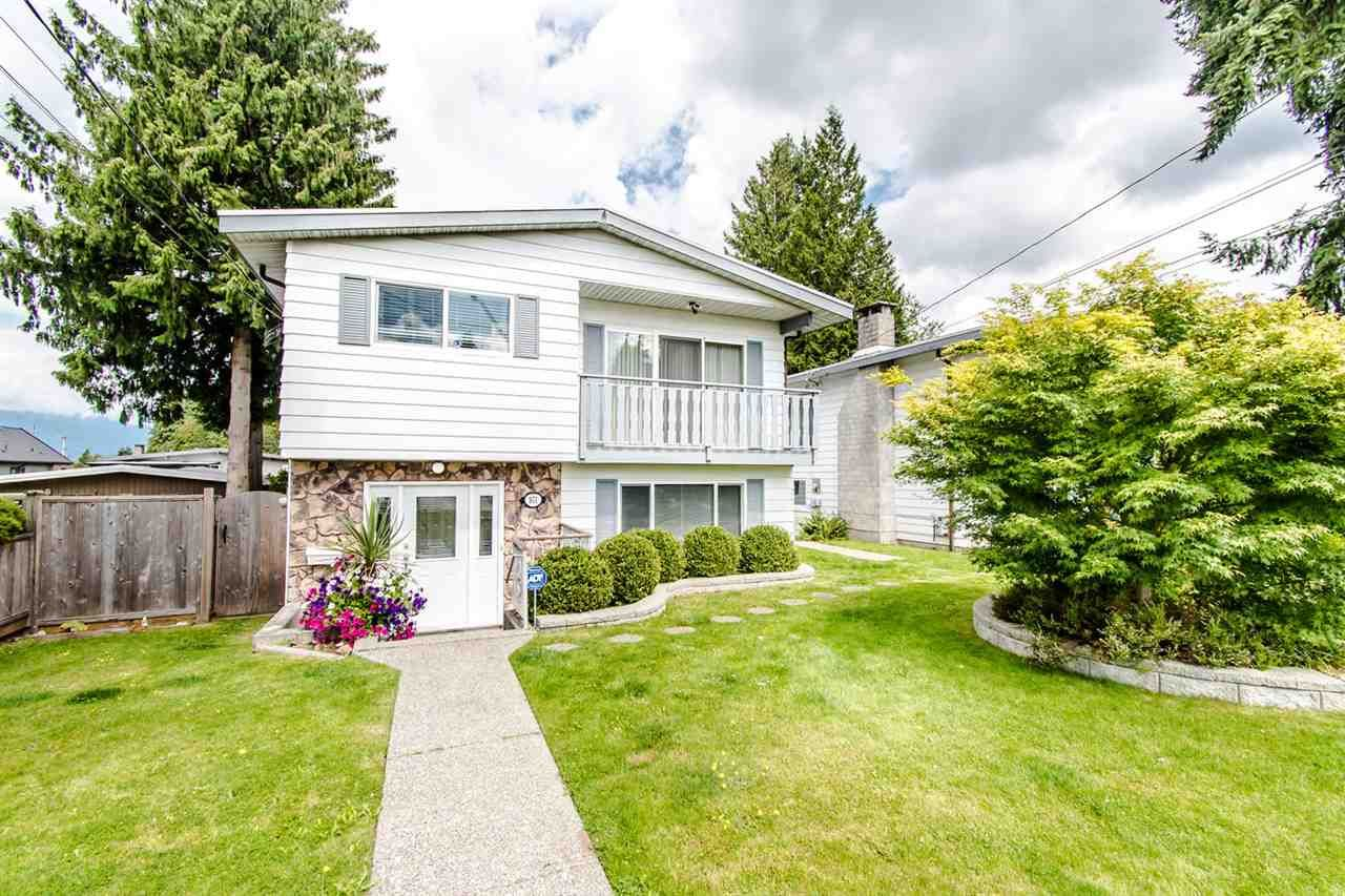 Main Photo: 971 REGAN Avenue in Coquitlam: Central Coquitlam 1/2 Duplex for sale : MLS®# R2397027