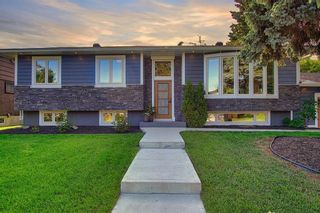 Photo 2: 615 WILLOWBURN Crescent SE in Calgary: Willow Park Detached for sale : MLS®# C4303680