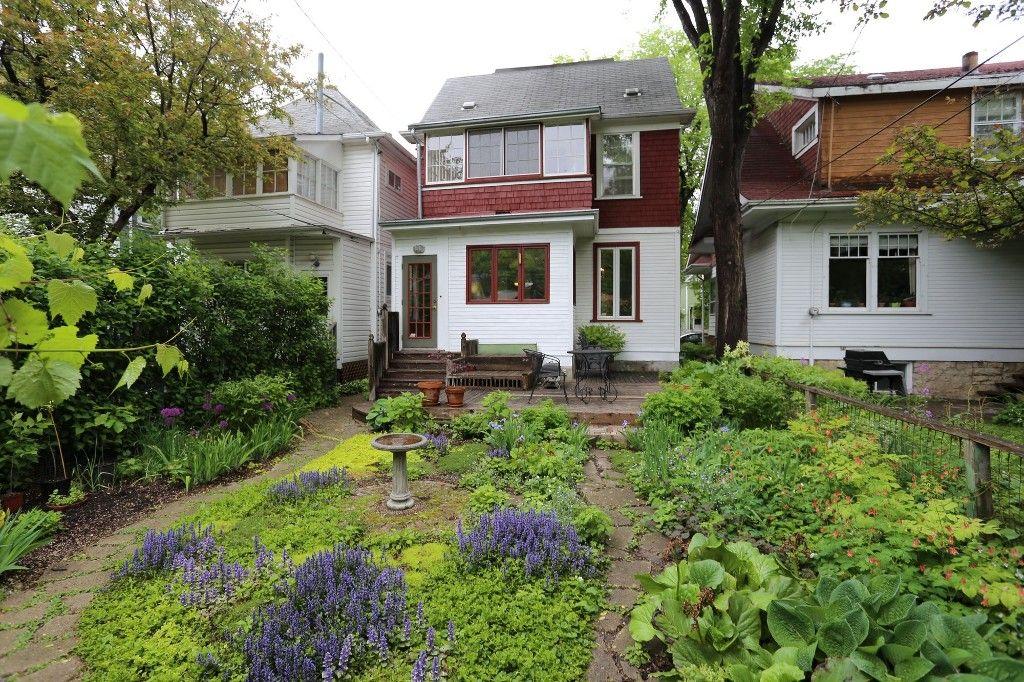 Photo 25: Photos: 530 Greenwood Place in Winnipeg: Wolseley Single Family Detached for sale (West Winnipeg)  : MLS®# 1614507