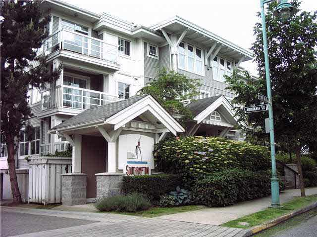 Main Photo: 114 3038 E KENT AVE SOUTH AVENUE in : South Marine Condo for sale (Vancouver East)  : MLS®# V933855