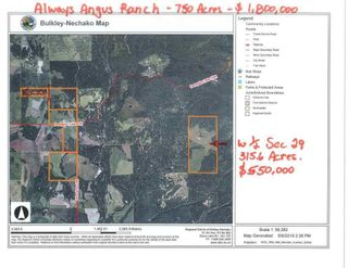 """Photo 2: DECEPTION LAKE FOREST SERVICE ROAD: Telkwa Land for sale in """"WOODMERE"""" (Smithers And Area (Zone 54))  : MLS®# R2398092"""