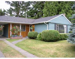 Photo 1: 21460 CAMPBELL Avenue in Maple_Ridge: West Central House for sale (Maple Ridge)  : MLS®# V782093