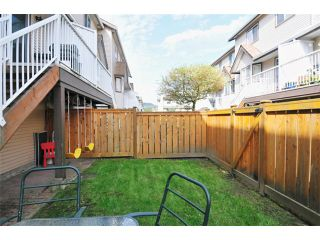 "Photo 10: 19 2352 PITT RIVER Road in Port Coquitlam: Mary Hill Townhouse for sale in ""SHAUGHNESSY ESTATES"" : MLS®# V945682"