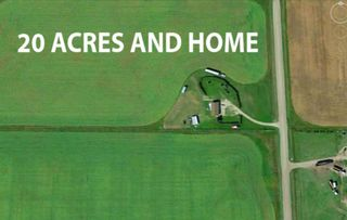 Photo 1: 251003 Rge Rd 281 in Rural Rocky View County: Rural Rocky View MD Detached for sale : MLS®# A1062689