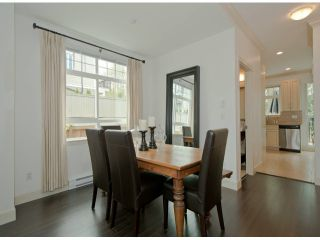 """Photo 6: 38 2979 156TH Street in Surrey: Grandview Surrey Townhouse for sale in """"ENCLAVE"""" (South Surrey White Rock)  : MLS®# F1309924"""