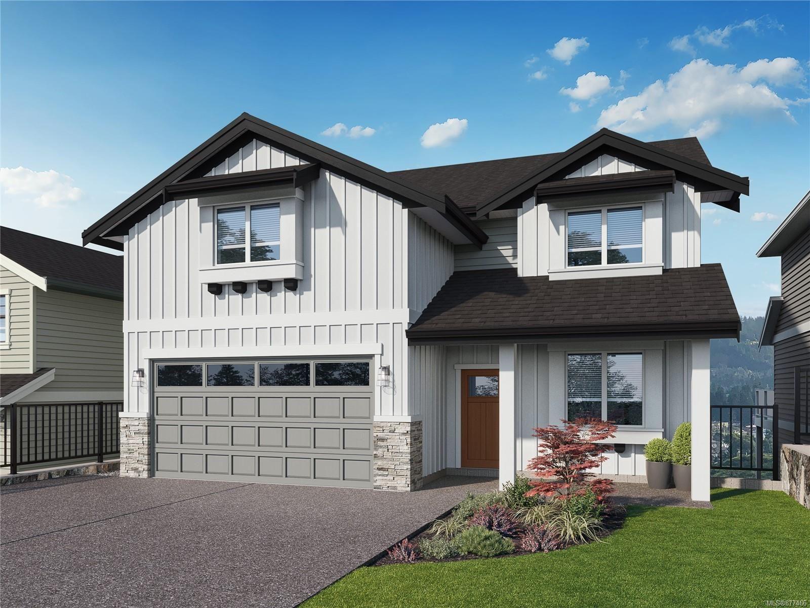 Main Photo: 1387 Flint Ave in : La Bear Mountain House for sale (Langford)  : MLS®# 877466