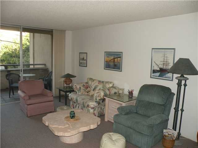 Main Photo: HILLCREST Condo for sale : 2 bedrooms : 3825 Centre #8 in San Diego