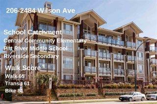 "Photo 26: 206 2484 WILSON Avenue in Port Coquitlam: Central Pt Coquitlam Condo for sale in ""VERDE"" : MLS®# R2509890"