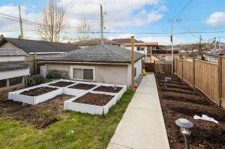 Photo 34: 875 LILLOOET Street in Vancouver: Renfrew VE House for sale (Vancouver East)  : MLS®# R2547503